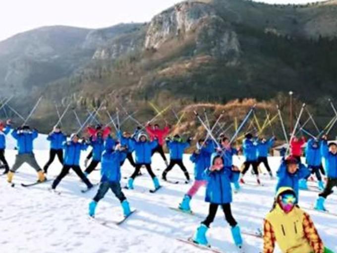 """淄博新体验2020年""""冰雪童话"""""""