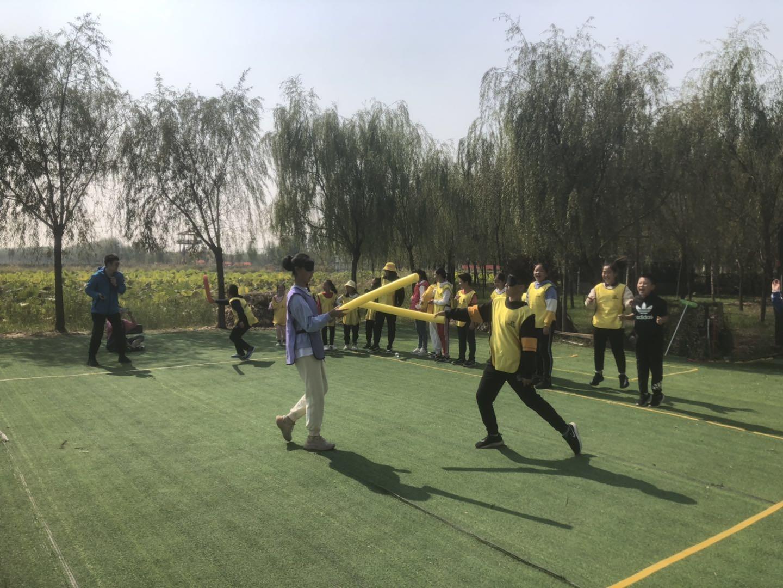 2020年10月淄博新体验黄河研学活动